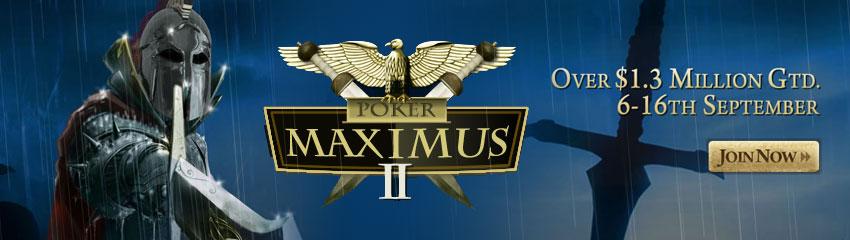 Poker maximus 6