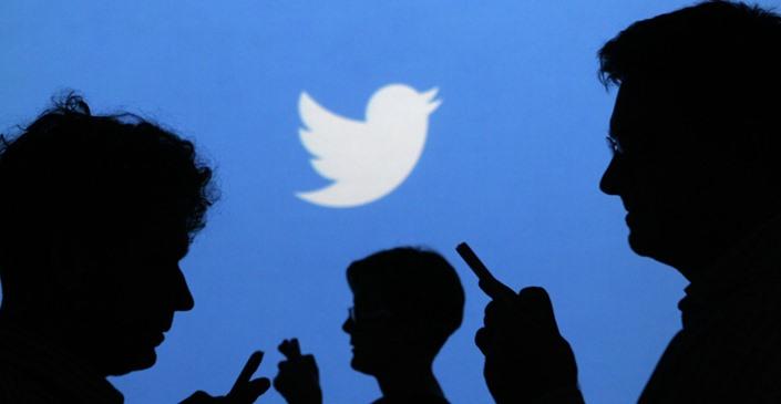Twitter talking
